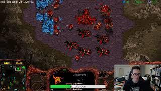 SC Remastered: Epic Zerg vs Terran Battle