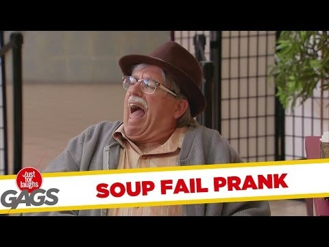 Soup Fail Prank
