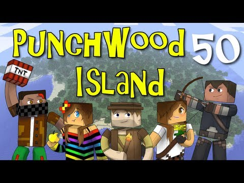 "Punchwood Island E50 ""Surf and Turf"" (Minecraft Family Survival)"