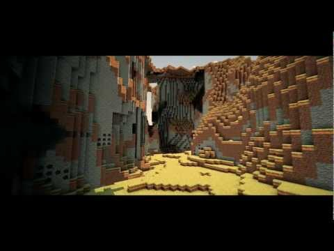 Minecraft Cinematic Trailer.