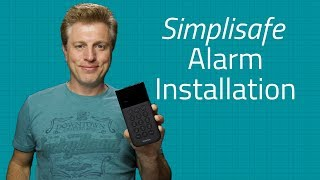 Simplisafe Installation & Setup: Great Alarm with Monitoring