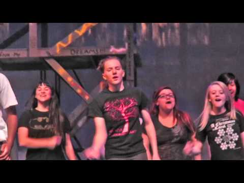 Arvada High School's Footloose Trailer