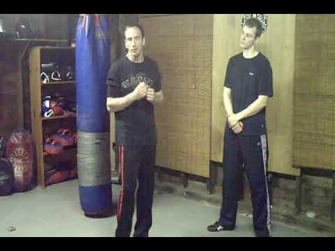 Jeet Kune Do Basic Kicking Entries Image 1
