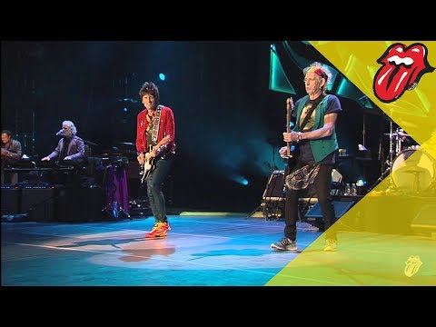 The Rolling Stones - Tumbling Dice - Auckland, New Zealand video