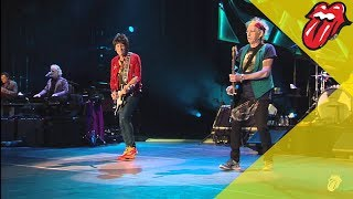 The Rolling Stones Video - The Rolling Stones - Tumbling Dice - Auckland, New Zealand
