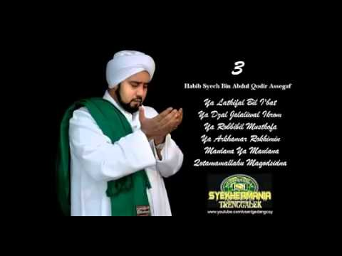 03  Ya Robbibil Musthofa, Habib Syech Volume 3