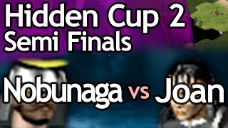 AoE2 Hidden Cup #2 | Semifinal #1