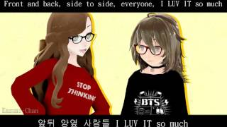 【MMD/400 subs!】I LUV IT!