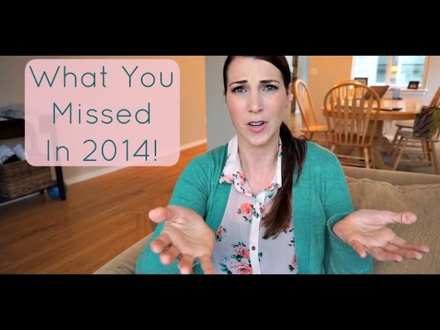What You Missed In 2014! | MamaKatTV