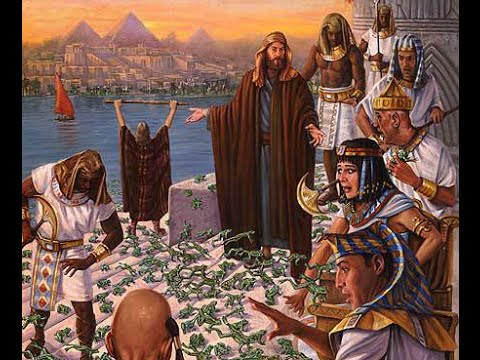 And I Appeared (Torah Portion: Va'era) 2015 - 2016