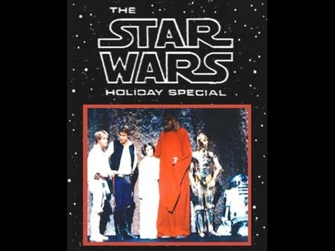 [BelgianDan meets Star Wars Holiday Special HD version part 1] Video