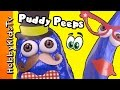 Stretchy PUDDY PEEP Faces by HobbyKidsTV