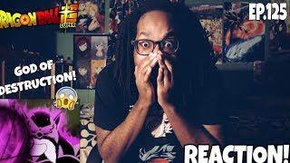 OMFG TOPPO!!! DRAGON BALL SUPER EPISODE 125 REACTION