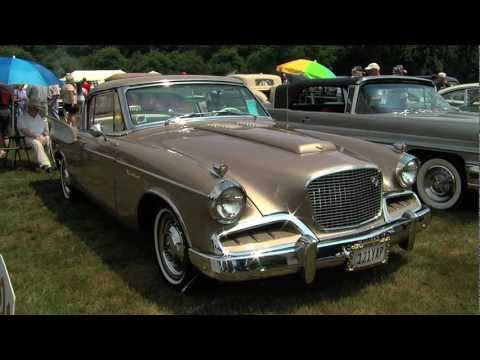 Cruise In Classic Car TV Show - Epoisode 309 -  Father s Day Car Show at Stan Hywet Part 2