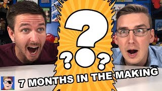 THE BIG ANNOUNCEMENT!