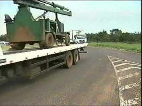 Veículos pesados podem trafegar no perímetro urbano de Uberlândia com exceções