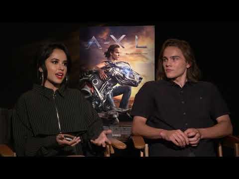 Exclusive Interview: Becky G And Alex Neustaedter On AXL