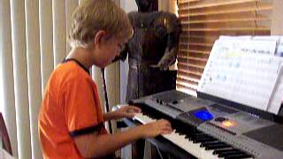 Yellow submarine-performed by Christopher