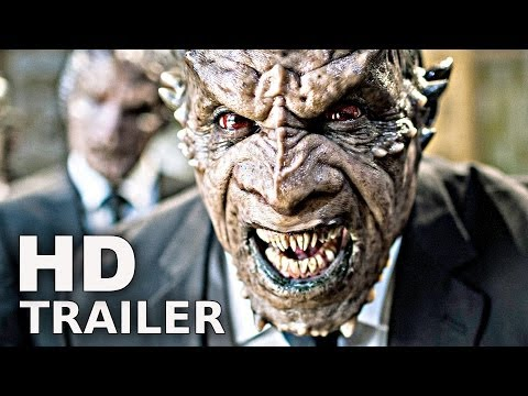 I Frankenstein Trailer 2 Deutsch German Hd Aaron Eckhart Film ...