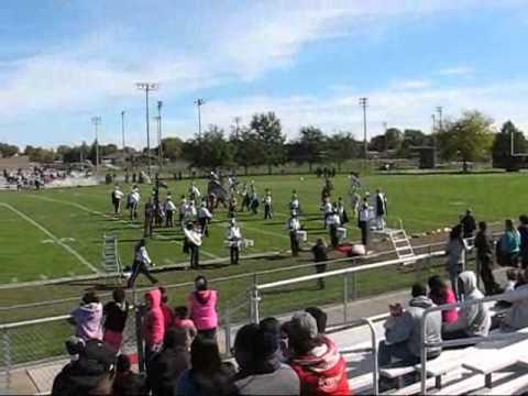 East Detroit High School Homecoming 2014