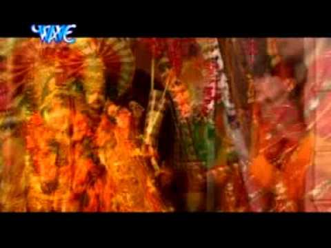 Kallu,bhojpuri Bhakti Song, Ki Run Jhun Baje, Sidhant Kumar video