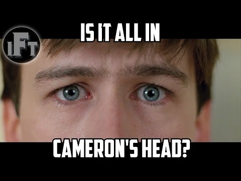 Is It All In Cameron's Head? | Insane Fan Theory (Ferris Bueller 30th Anniversary) | Shotana Studios