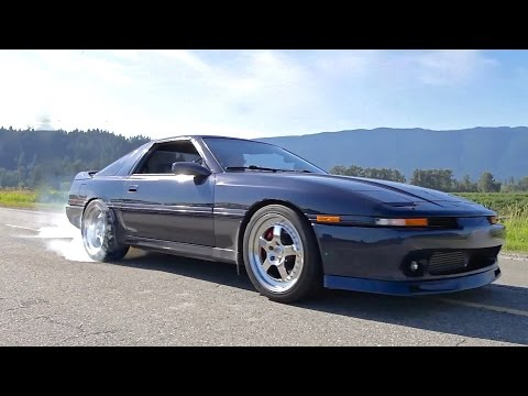 876 WHP MK3 Toyota Supra   The 2JZ Boost Addiction