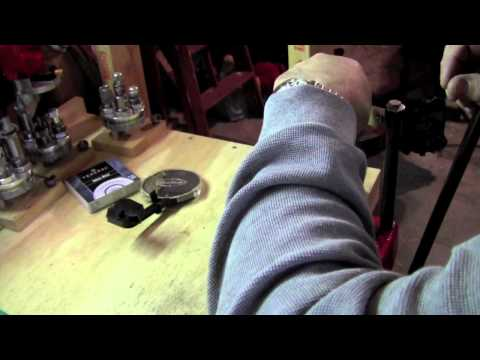 Reloading 30 caliber M1 Carbine Ammunition