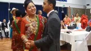 himal couple dance