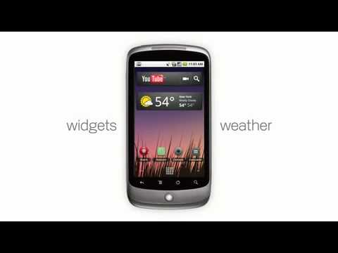 Google Nexus One - Video Preview