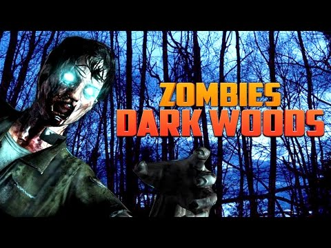DARK WOODS ZOMBIES (Part 3) ★ Call of Duty Zombies Mod (Zombie Games)