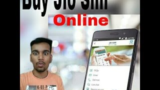 Buy Jio Sim Online!! Free Delivery! COD  Limited Stock!