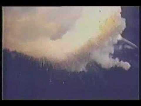 Space shuttle Challenger explosion CBS Evening News