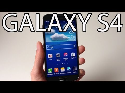 Samsung Galaxy S4 - Test complet des nouvelles fonctionnalits