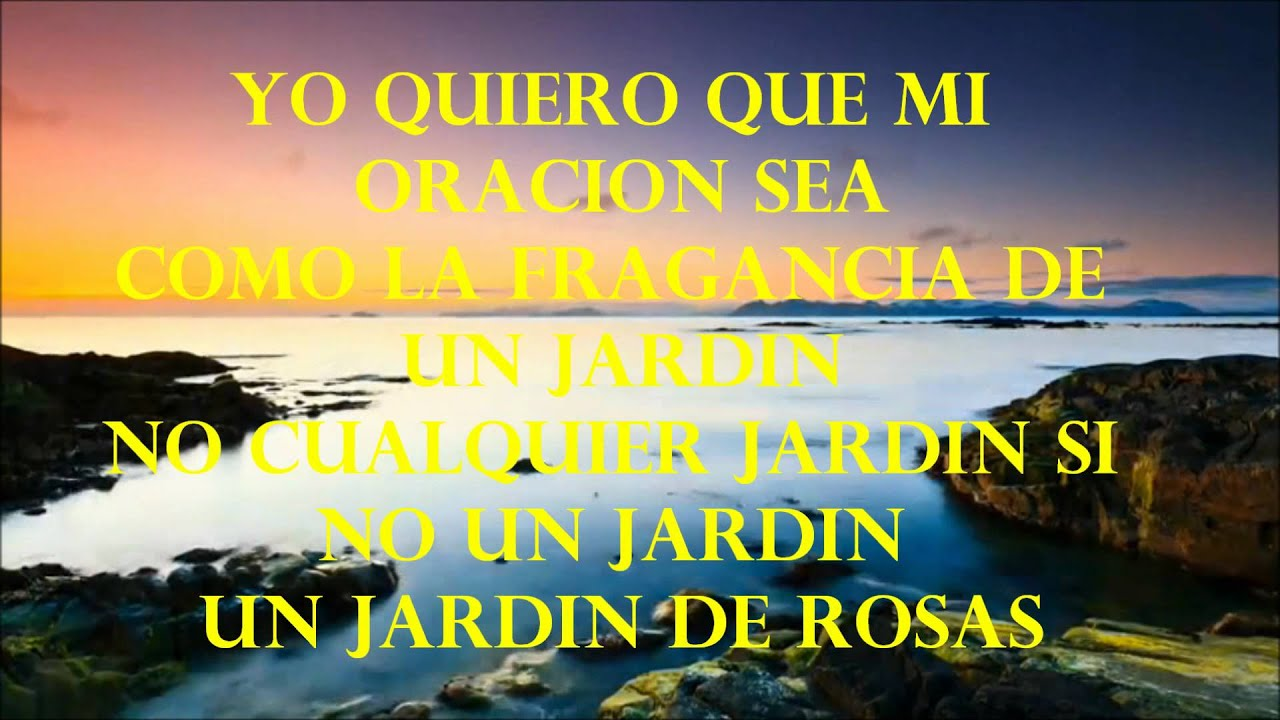 Jardin de rosas annette moreno letra youtube for Cancion jardin de rosas