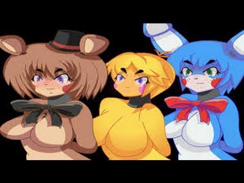Yamimash1 Five Nights In Anime