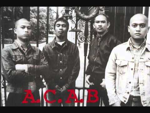 A.C.A.B - Skinhead For Life