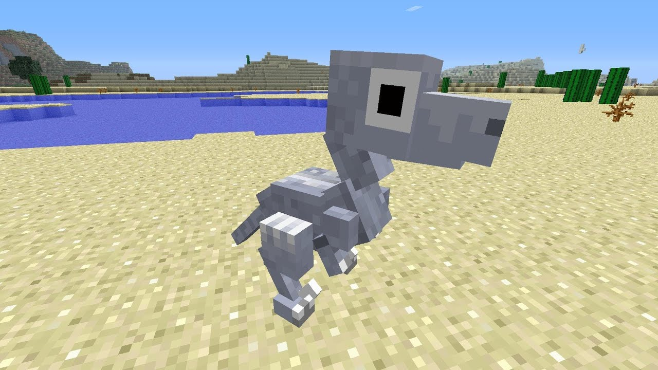 Minecraft Dinosaurs Part 32