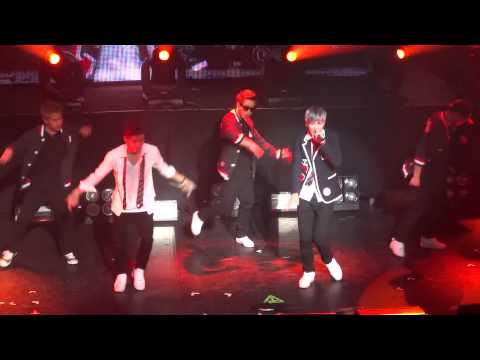 130507 - ZELO & JONGUP DANCE & NEVER GIVE UP @ CLUB NOKIA [B.A.P. Live On Earth LA]