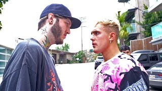 CONFRONTING FAZE BANKS FACE TO FACE