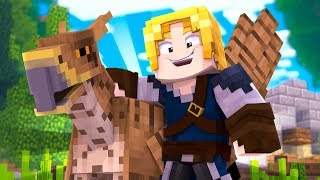 domesticamos um HIPOGRIFO!? - Minecraft Infinito #2