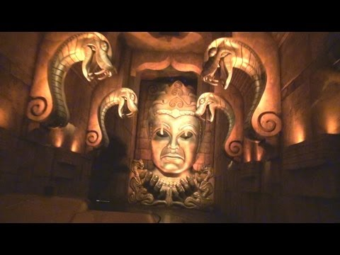 Indiana Jones Adventure (Chamber of Earthly Riches) Disneyland