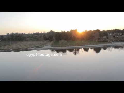 Edfu Nile River
