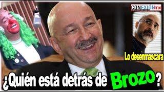 Monero Hernández lo exhibe, da datos precisos de Brozo con Sa...