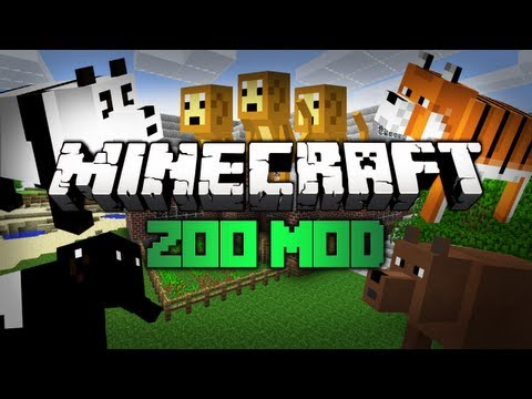 Minecraft: Mody 1.2.5 - ZOO!