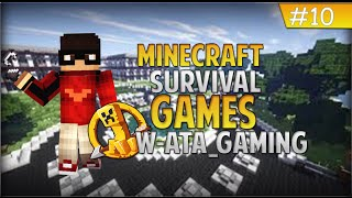 Minecraft : Survival Games # Bölüm 10 -