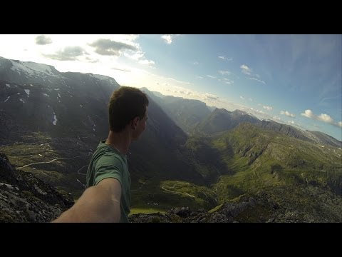 Another way to see Norway - Summer 2013