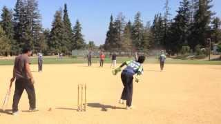 Champs Vs Dynamites - 2013 Champions Trophy - Round 2