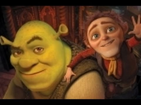 SHREK 4 FÜR IMMER SHREK Trailer german deutsch & Kritik [HD]
