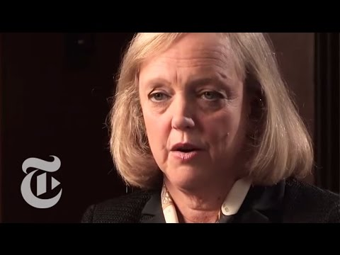 Interview with Meg Whitman, HP CEO - The Plan to Revive HP